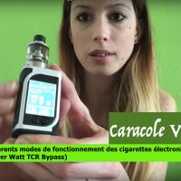 Les différents modes de vape expliqués aux débutants (Power, Watt, Bypass, TC, TCR..)